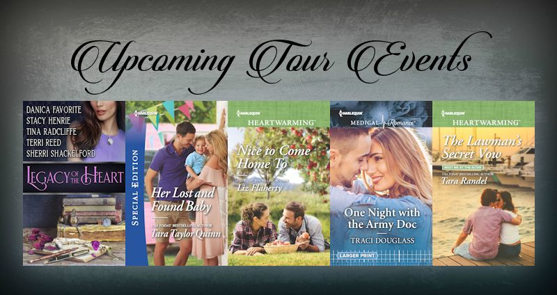 Now hosting #Bookstagram Tours Plus Other Upcoming Events!