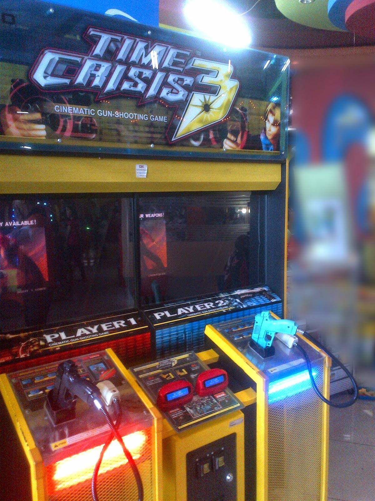 Permainan Arcade