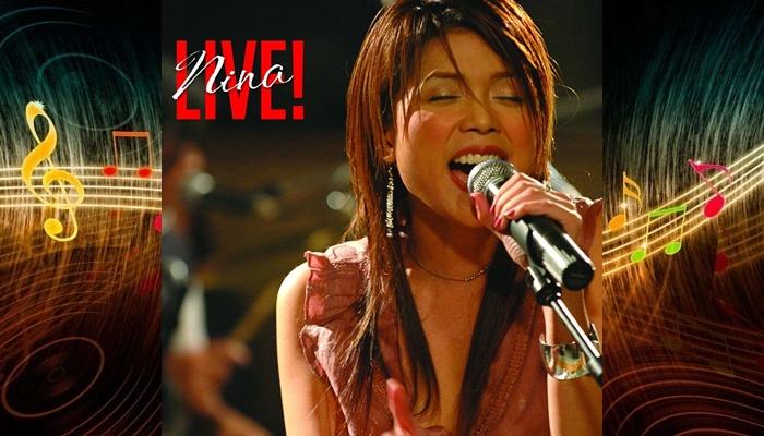 Nina - Live! (2005) Album - MusicViewsPH   Download Free