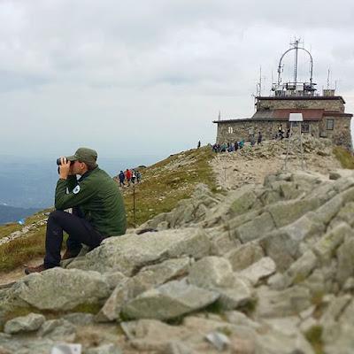 Guarda del Parque Nacional Tatra