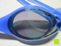 Glas vorne: »Barracuda« Schwimmbrille, 100% UV-Schutz + Antibeschlag. Starkes Silikonband + stabile Box. TOP-MARKEN-QUALITÄT! Große Farbauswahl.