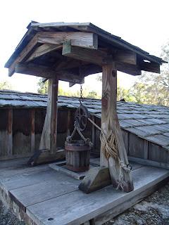 Pozo y cisterna