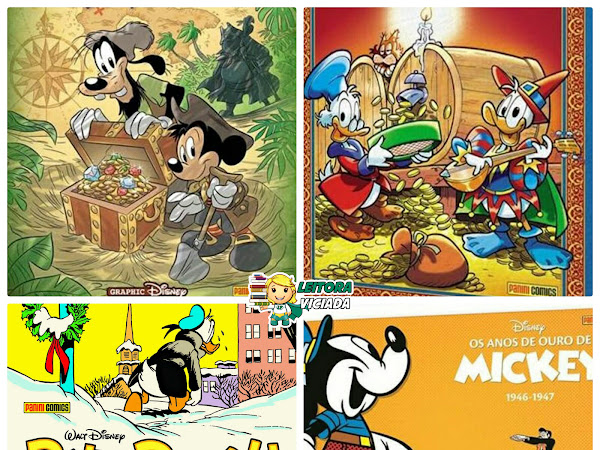 Lançamento: Panini Comics - Disney