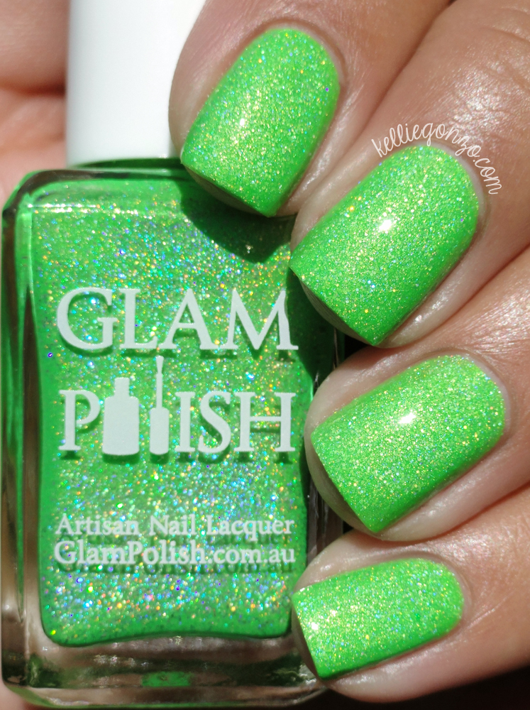 Glam Polish Slay The Dragon