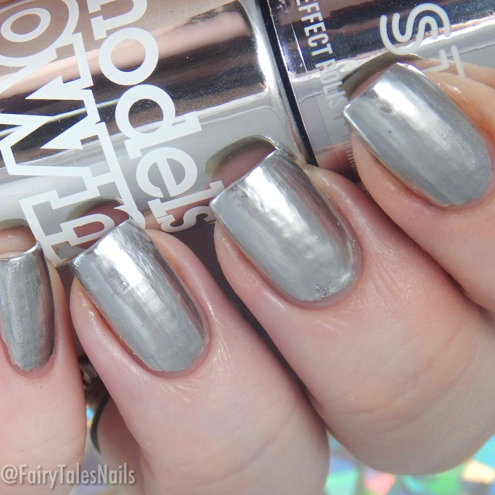 FairyTales Nails: Models Own One Night Stand- Swatch & Review