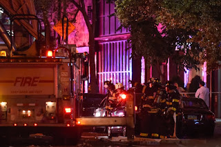 25 Tewas Dalam Tragedi Ledakan New York