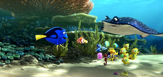 Primul trailer pentru animaţia Finding Dory