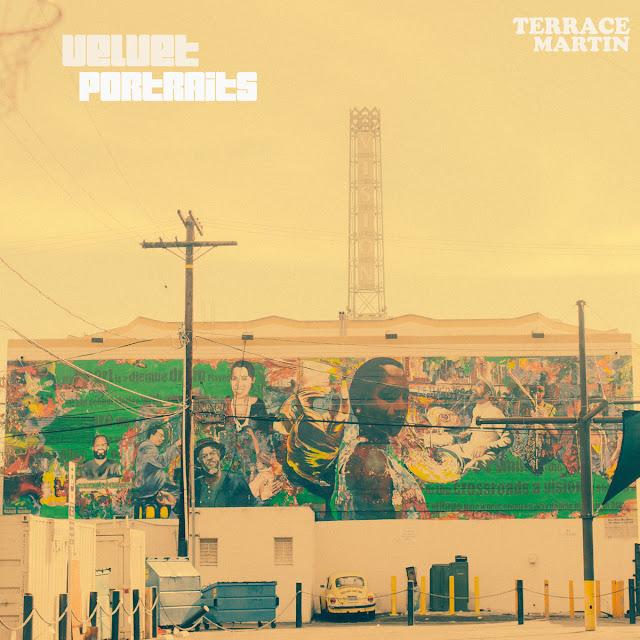 """Ouça o novo álbum do Terrace Martin """"Velvet Portraits"""""""