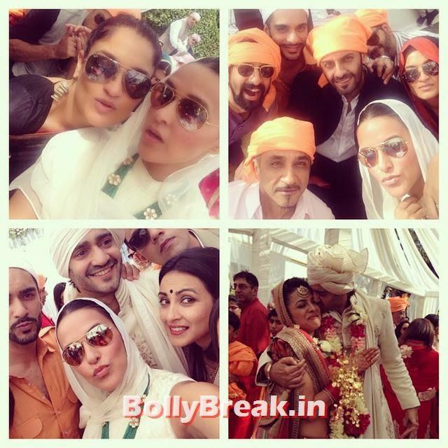 pics titch, bara i is, me rey a ar kisha adi hai, gaurav kapur, @kiratbhattal, Gaurav Kapoor Marriage Photos with Girlfriend  Kirat Bhattal