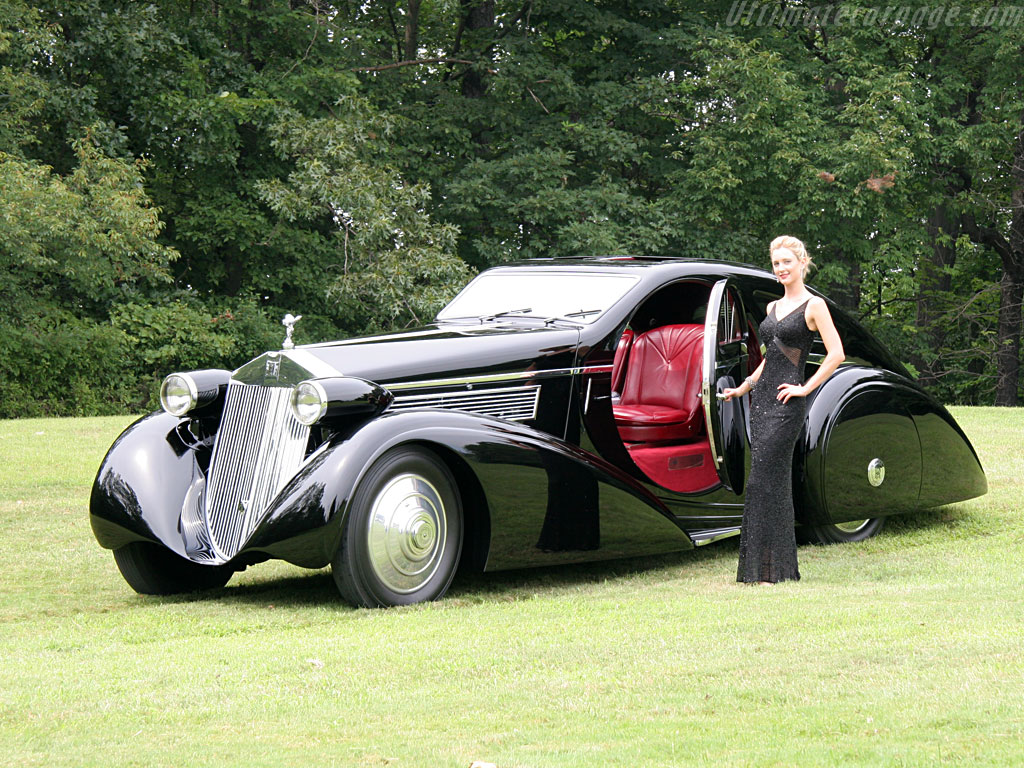 passion for luxury rolls royce phantom i joncheere aerodynamic coupe. Black Bedroom Furniture Sets. Home Design Ideas