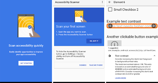 Assistive Technology Blog: New & Improved Accessibility In Google Products