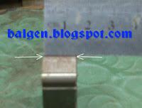 cara mengukur lebar kawat gulungan