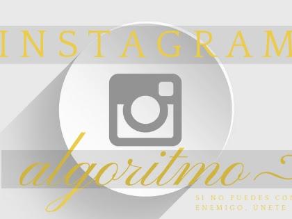Nuevos Algoritmos Instagram.