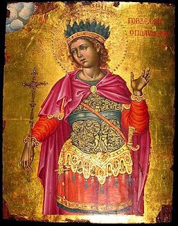 ο άγιος Γοβδελαάς ο Πολύαθλος, πρίγκιπας της Περσίας
