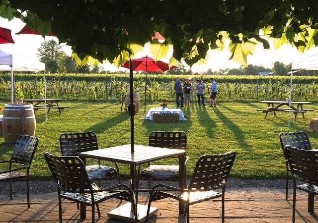 Finger Lakes Wedding Venues Kn Winery And Vineyard Restaurant