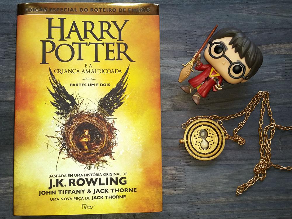 Resenha livro Harry Potter Criança Amaldiçoada