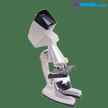 Mikroskop 1200X Dengan Proyeksi