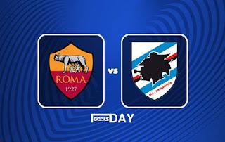 AS Roma vs Sampdoria – Highlights