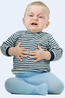 Solusi Terbaik Mengatasi Perut Kembung Pada Anak dan Bayi
