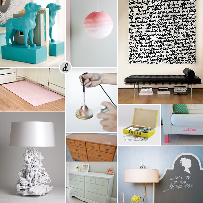 Interior Design Trends 2015: Best DIY Home Decor Ideas In 2015