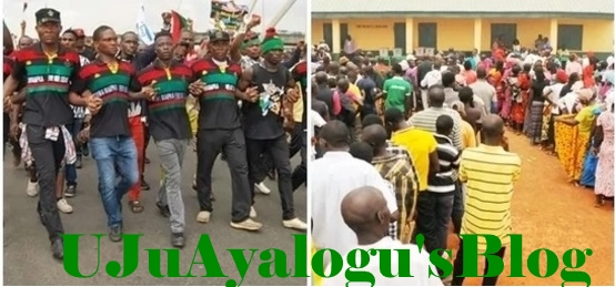Anambra poll: IPOB issues sit at home order, warns of alleged plot by FG to unleash terror on Biafrans