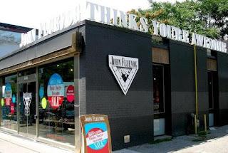 John Fluevog store-Top 5 shoe stores Toronto-besthandmadeshoes.com