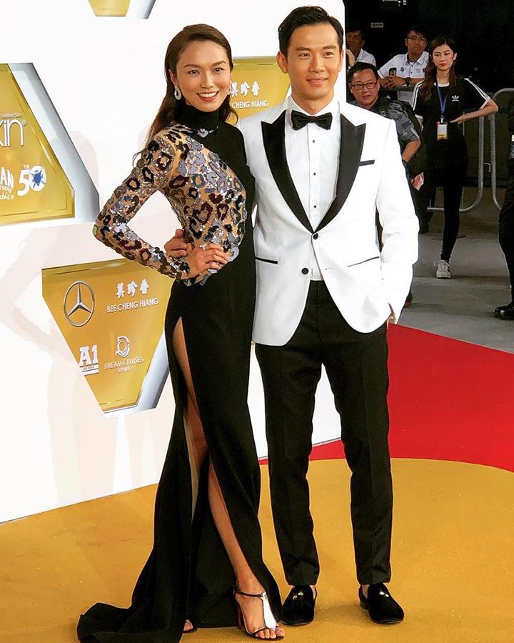 Joanne Peh and Qi Yu Wu
