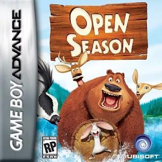 Open Season ( BR ) [ GBA ]