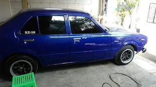 Jual Toyota Corolla 75