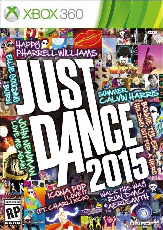 Just Dance 2015 (X-BOX 360)