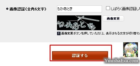 Black Desert Online Japan captcha