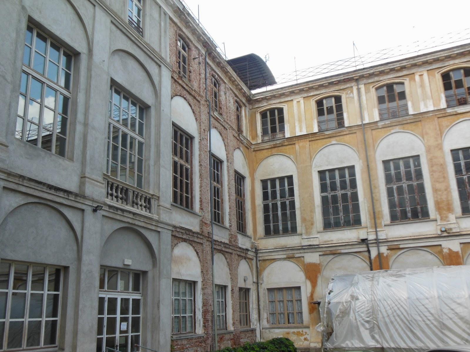 Cuneo e dintorni Exospedale di Santa Croce di Cuneo