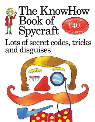 Cover page of The KnowHow Book of Spycraft