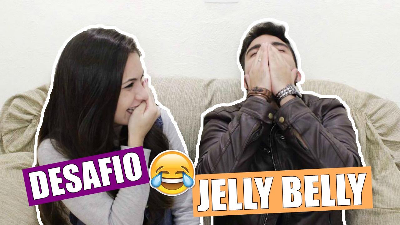 desafio, jelly belly
