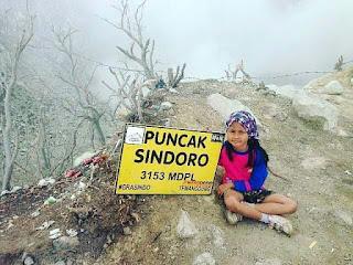 sindoro sumbing