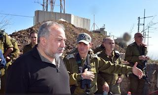 Menhan Israel Lega Rezim Syiah Suriah Kuasai Perbatasan Golan