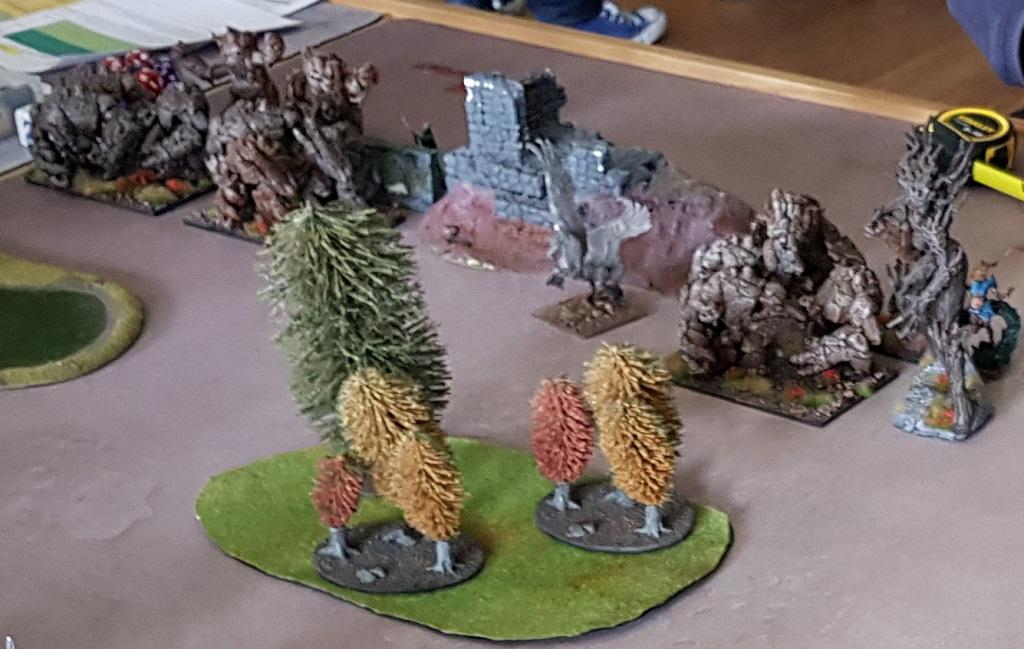 Forces of nature-earth elemental regiment