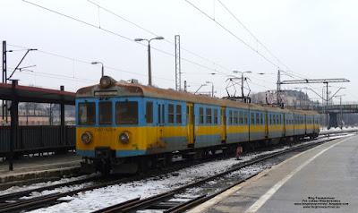 EN57-1406, Przewozy Regionalne, stacja Opole Główne