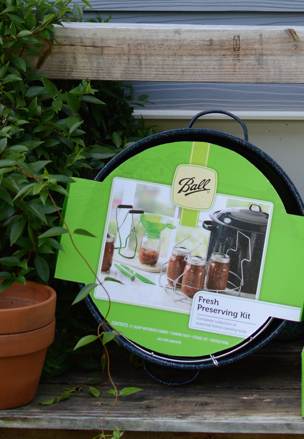 Ball Fresh Preserving Canning Kit