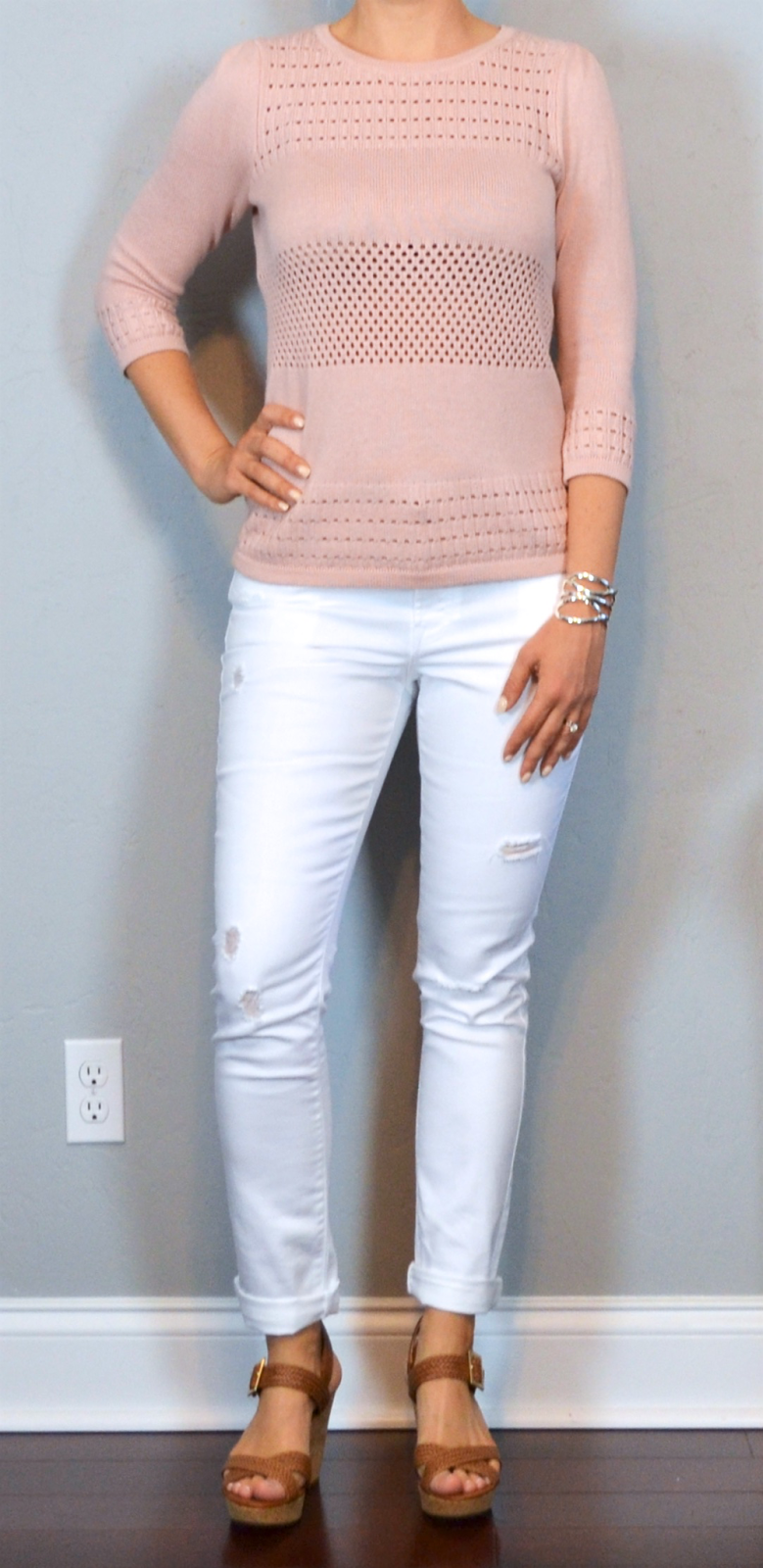 bf0712d308 outfit post  pink sweater