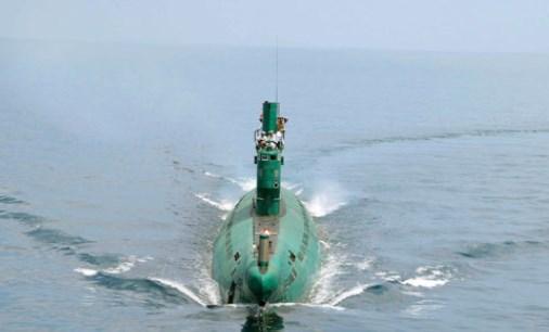 Kapal Selam Korut Hilang, Kapal dan Pesawat Militer Dikerahkan