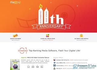 WinXDVD giveaway : 5 logiciels commerciaux gratuits !