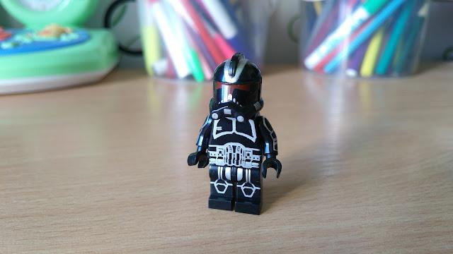Клон-тень фигурка лего Звездные войны купить