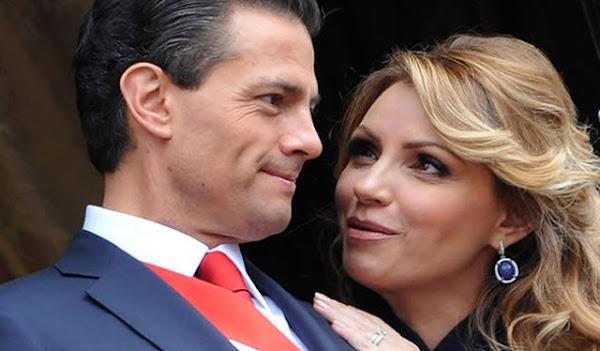 Familia de Peña Nieto y Angélica Rivera usan el avión Presidencial como Taxi Personal