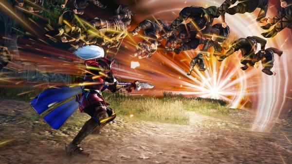สเปคเกม Warriors Orochi 4
