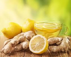 سحر الزنجبيل والليمون فى ازالة دهون البطن