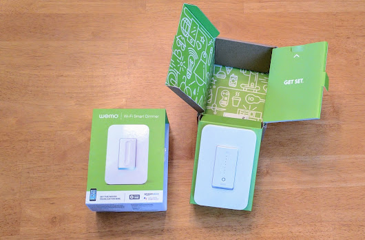 Product Review: Belkin Wemo Wi-Fi Dimmer Switch