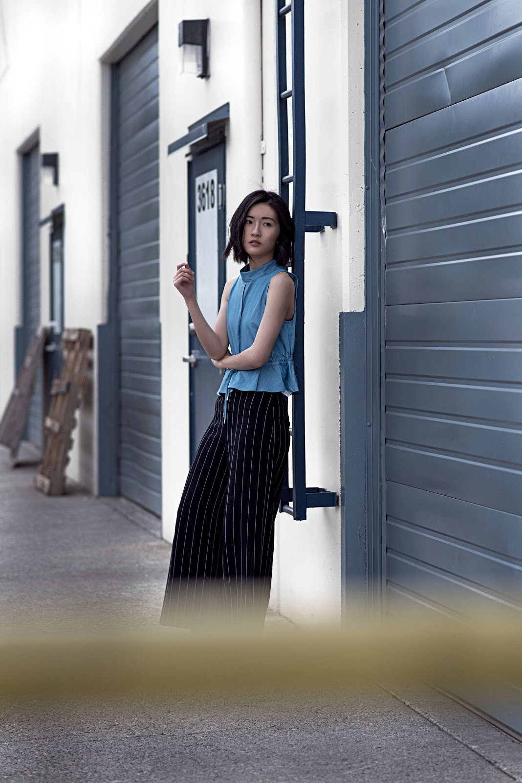claire liu self portrait von vogue cmeo collective zara pants