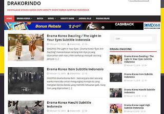 Situs Download Drama Korea Terbaik Subtitle Indonesia Update Terbaru