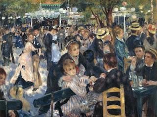 Auguste Renoir - Le Bal de la Galette